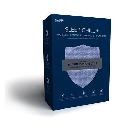 Sleep Chill + Blue Crystal Gel Matt Protector - CK