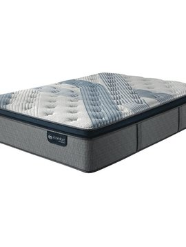 Serta Blue Fusion 1000 Plush Pillow Top
