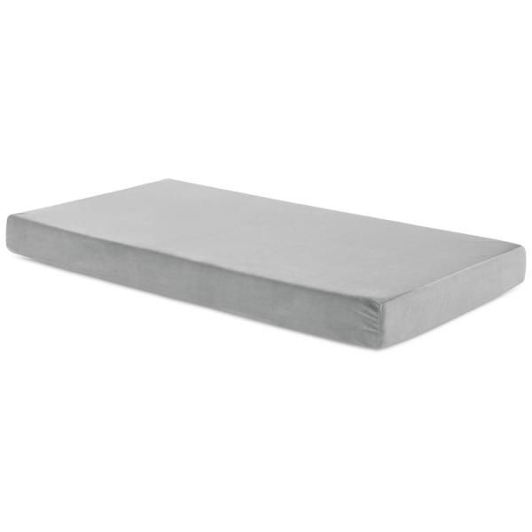 Brighton Bed Youth Gel Memory Foam FULL-GRAY