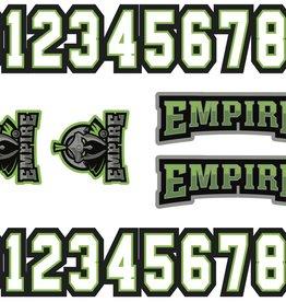 Pro Shop Empire Sticker Set