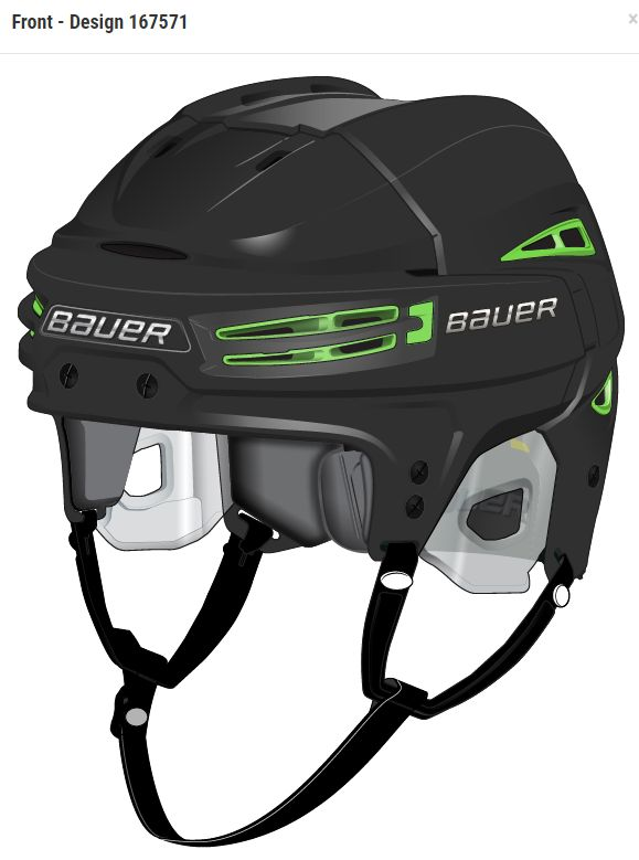 Pro Shop Empire Re-Akt 75 Helmet Combo