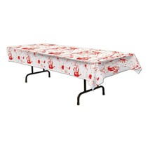 *Bloody Handprints Tablecover