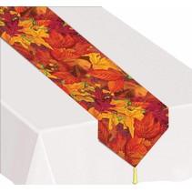 ***Fall Leaf Table Runner 6ft