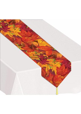 ****Fall Leaf Table Runner 6ft