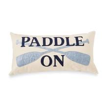 ***Paddle on Felt Pillow
