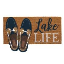 Lake Life Boat Shoe Door Mat