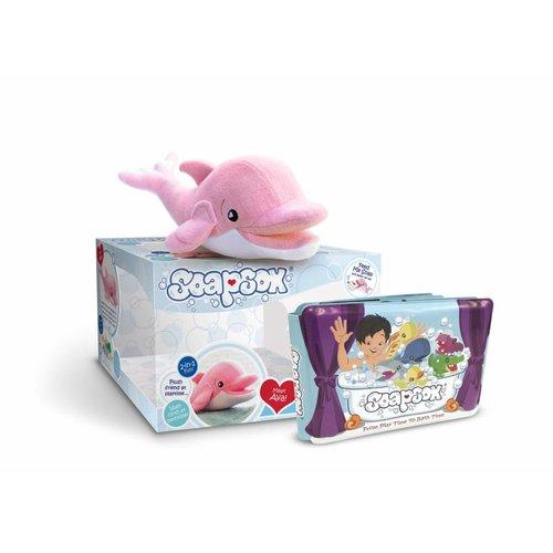 SoapSox Ava the Dolpin SoapSox Gift Set