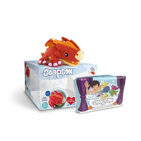 SoapSox Scorch the Dragon SoapSox Gift Set