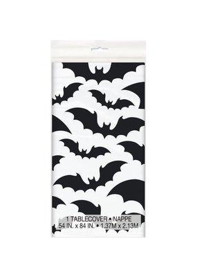 ****Black Bats Halloween Tablecover