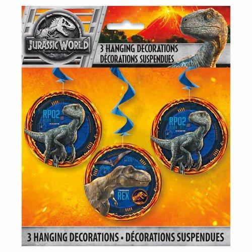 Jurassic World 2 Hanging Decorations