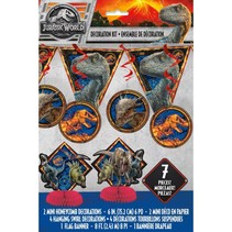 ***Jurassic World 2 Decoration Kit