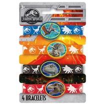 ***Jurassic World 2 Rubber Bracelets