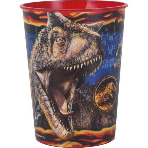 Jurassic World 2 16oz Plastic Cup