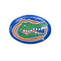 Florida Gator Garden Rock