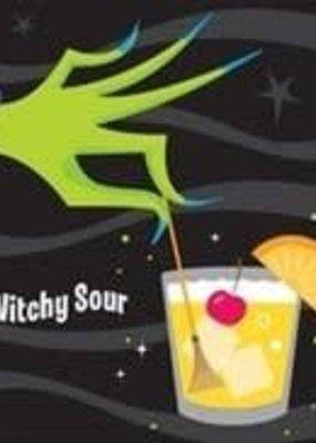 ***Halloween Drinks Beverage Napkins 36ct