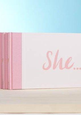 ***She... Book