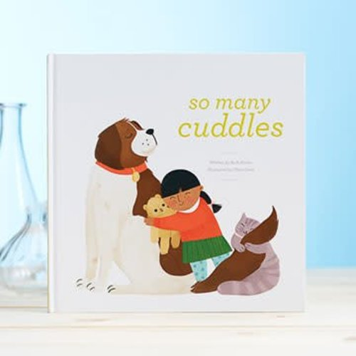 So Many Cuddles Book