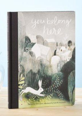 ***You Belong Here Book