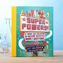 ***Super Powers! Book
