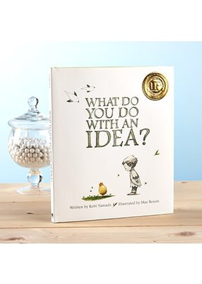 ***What Do You Do With An Idea Book