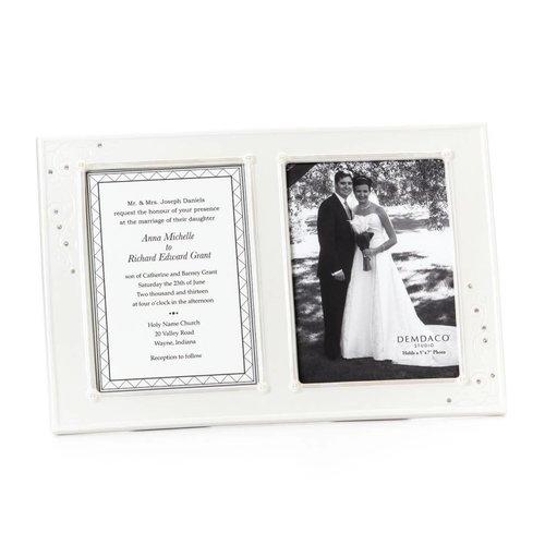 True Love Invitation and Photo Frame