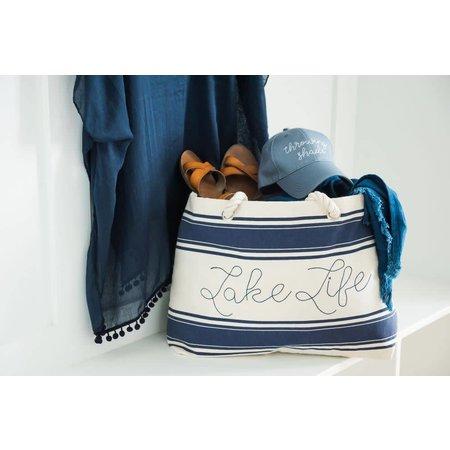 EverEllis Lake Life Tote Bag