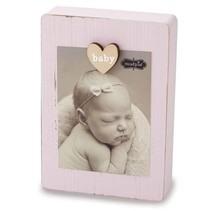 ***Pink Baby Clip Frame