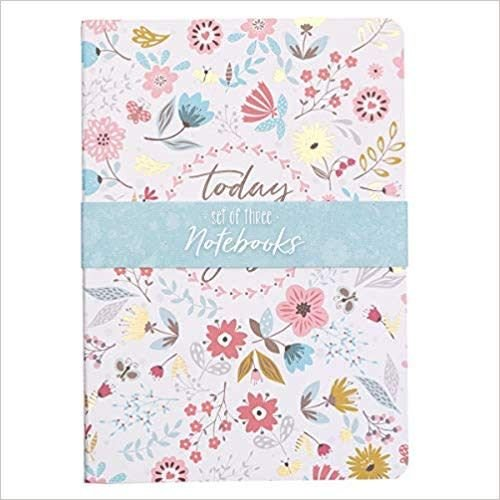 Today I Choose Joy Set of 3 Notebooks