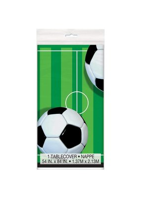 ***Soccer Plastic Tabelcover