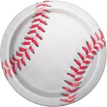 ***Baseball 9in Plate
