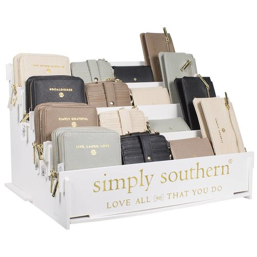 Simply Southern Leather Business Card Holder