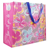 ***Simply Southern Economy Tote Flowers