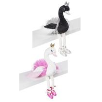 ***Ballerina Swan Plush