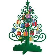 *Christmas 12 day Countdown Tree