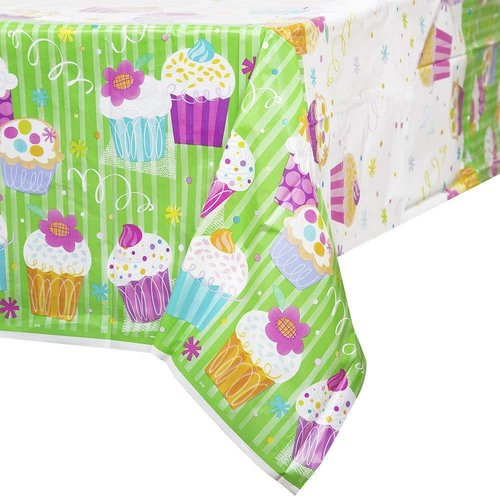 Cupcake Party Tablecover