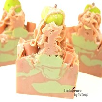 Apple Caramel Soap