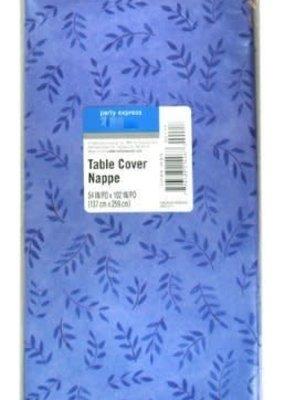 ***Hanukkah Menorah Plastic Tablecover