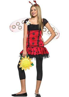Leg Avenue ***Jr. Daisy Bug Junior Size M/L Costume