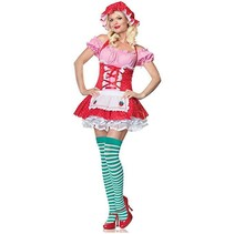 **Country Girl Adult Costume XS