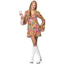 **Hippie Chick Junior Size Small Costume