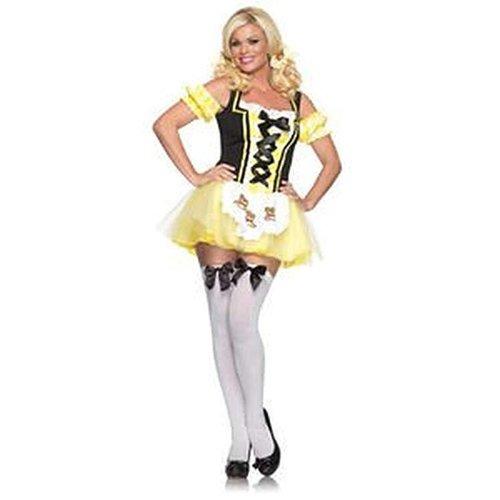 Leg Avenue **Lil Miss Goldilocks Adult XS Costume