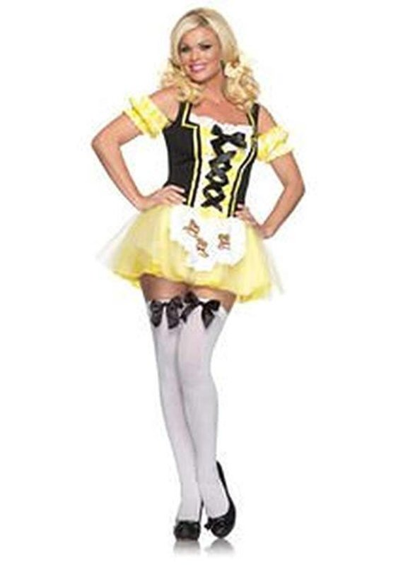 Leg Avenue ***Lil Miss Goldilocks Adult XS Costume