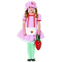 ***Country Girl Costume Child Med 7-10