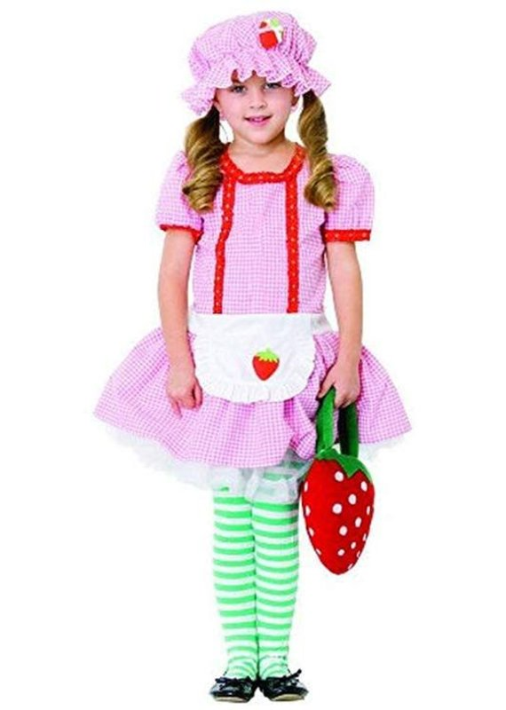 Leg Avenue ***Country Girl Costume Child Med 7-10