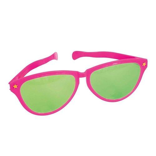 Giant Pink Sunglasses