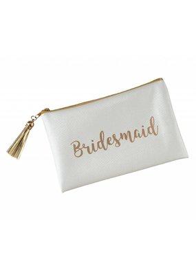 ***Bridesmaid Survival Cosmetic Bag