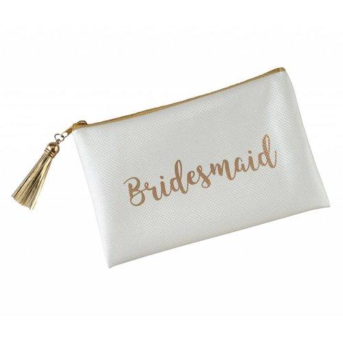 Bridesmaids Survival Cosmetic Bag