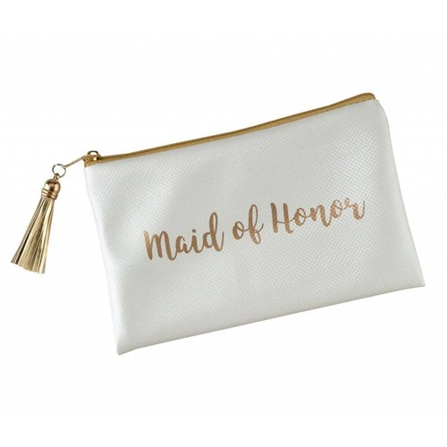 Maid of Honor Survival Cosmetic Bag