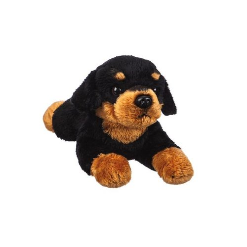 "Rottweiler 8"" Plush"