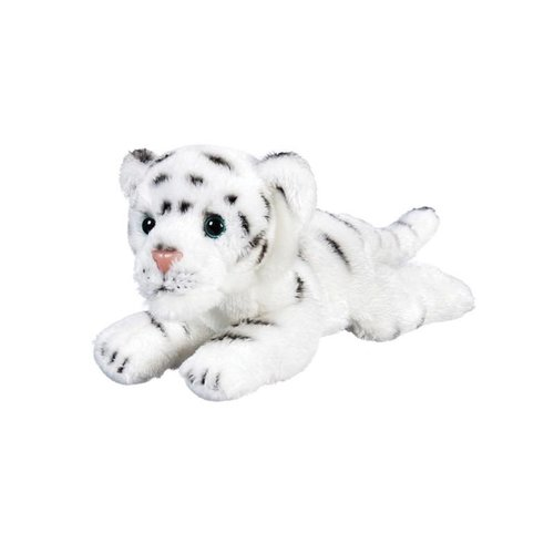 "White Tiger 8"" Plush"